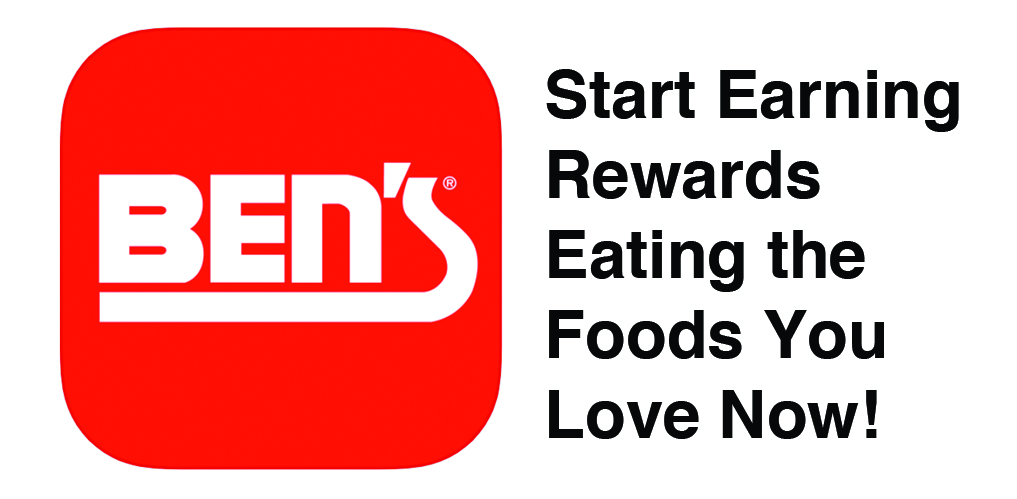 Ben's Friends Rewards app