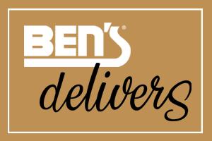 Ben's Delivers!