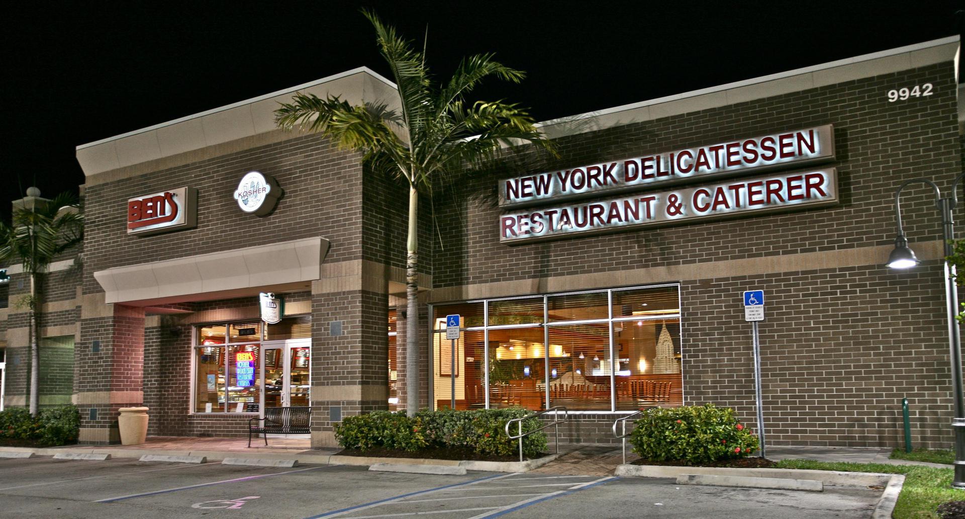 Ben's In Boca Raton, FL