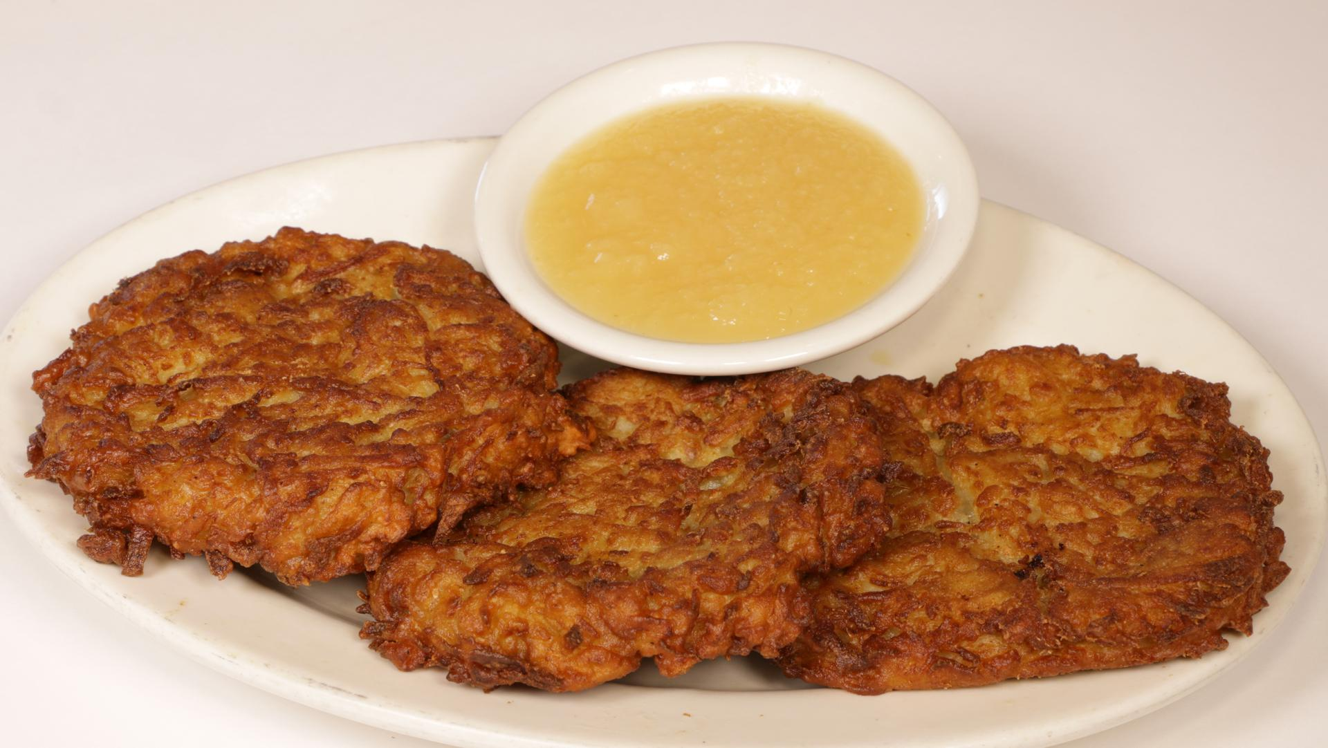Ben's Latkes... A Traditional Favorite!